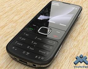 3D Nokia 6700 Classic 2009 - black