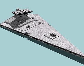 Star wars Vendicator star destroyer 3D printable model