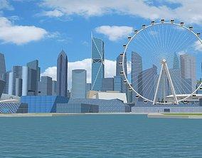 Nimbasa City 3D model