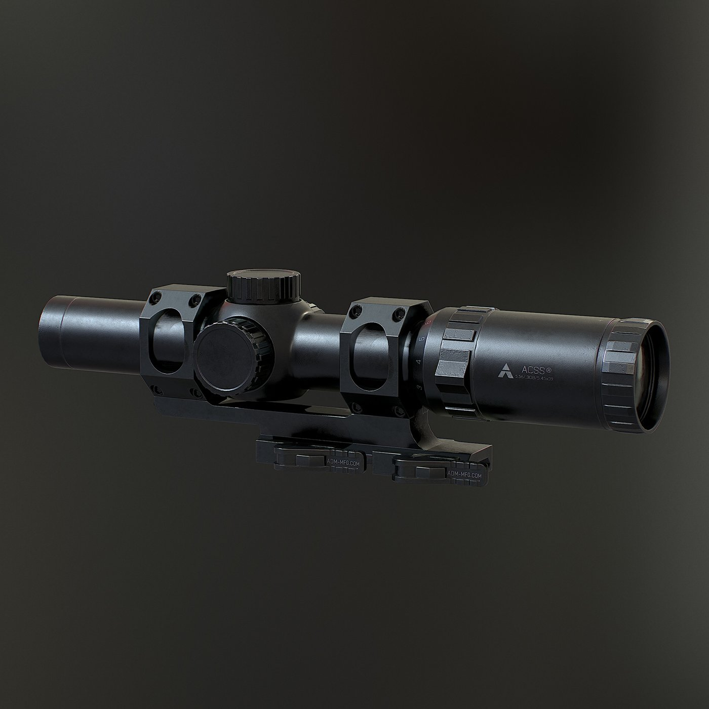 PrimaryArm RifleScope 8x24