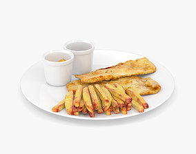 Fish and Chips 3D