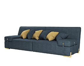 3D model VOLPI RICHARD Sofa