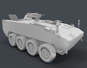 3D model Mowag Piranha V