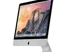 Apple iMac 2015 Retina 5K Display 3D