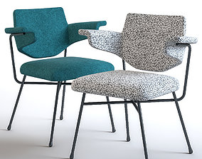 Neptunia Arflex Chair 3D