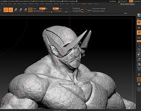 alien male 3D model