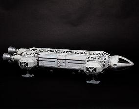 spacecraft Space 1999 Eagle Transporter 3D printable model