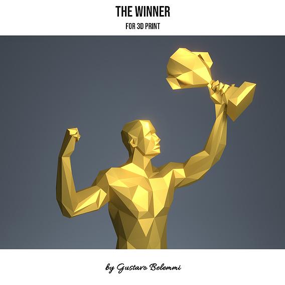 The Winner for 3D Print