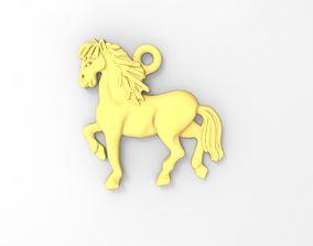 pet Horse 3D printable model