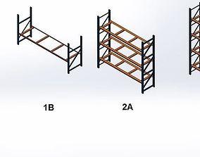 3D Rack structure