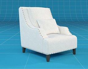 3D Armchair
