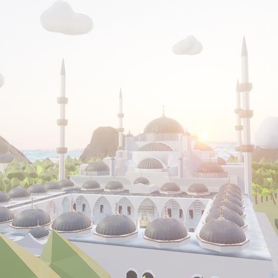 BlueMosque-Istanbul/Turkey