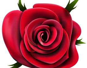 Rose Beautifull 3D printable model