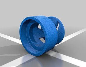 3D print model Xbox JoystickExtender Concave