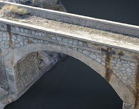 bridge 3D model low-poly Bridge