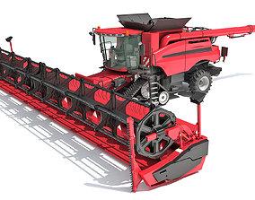 Combine Harvester 2020 3D model