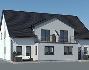 3D Family House 022