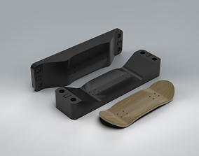 3D print model Fingerboard Mold