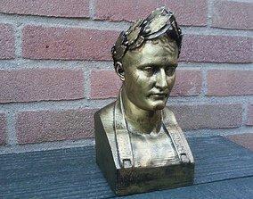 Napoleon Bust 3D Scan