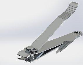 3D Nails Clipper - SolidWorks