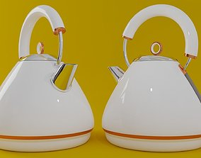 3D model electric kettle home appliance