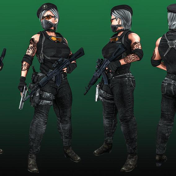 2024 APOCALIPTO  Irina vasiliev special force