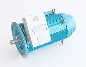 3D Electric motor 05