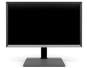 desktop Monitor Samsung S27 850D 3D model