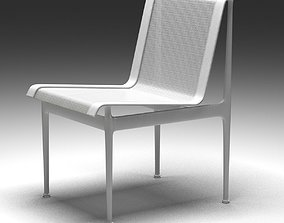 dwr 1966 Collection Dining Side Chair 3D