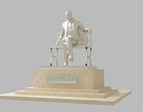 3D printable model Monument Chaikovsky