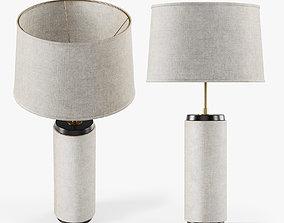 3D model Heyward table lamp