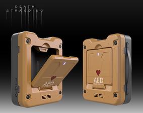 Death stranding Heartman AED 3D print model