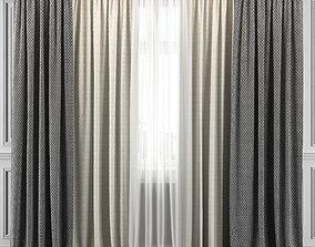 Curtain Set 299 3D