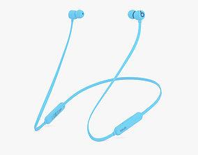 Beats Flex Flame Blue 3D