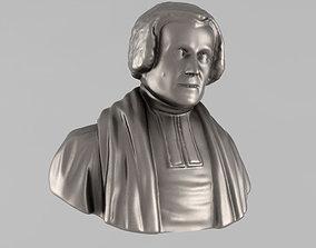 Printable bust of judge
