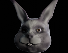 Bunny Buillder 3D asset