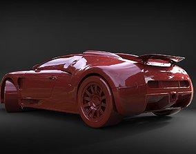 Car model 3d Print