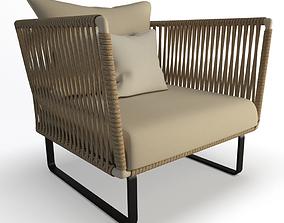 3D Bitta Armchair