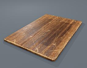 3D asset Cutting Board
