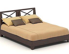 Bedroom Accessories Sleeping Bed 3D model