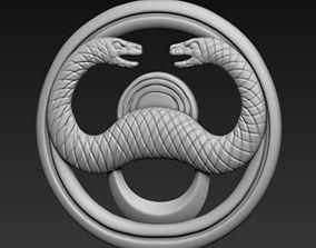 Conan Jade Amulette of Thulsa Doom 3D printable model