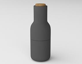 3D Menu Bottle Grinder