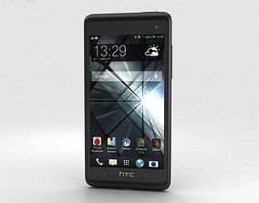 3D HTC Desire 600 Black