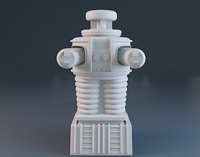 3D printable model robot from Lost in space