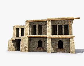 Arab x19 3D asset