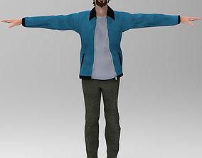 Johny Boy 3D model