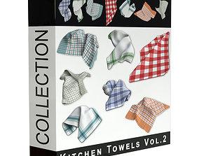 Kitchen Towels - Vol 2 3D