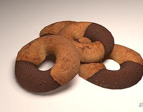 3D model Abbracci Cookies