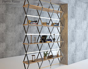 3D Shelving by Pietro Russo