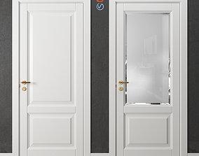 3D model Doors Lignum Volkhovets part 2 white